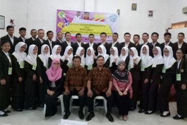 Foto Bersama Ikatan Keluarga Mahasiswa